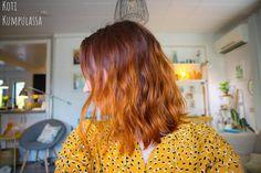 Me Naiset – Blogit | Koti Kumpulassa – Pellavansiemengeeli hiuksille osana Curly Girl Methodia - Miksi ja miten  #curlygirl #curlygirlmethod #linseed #linseedgel #pellavansiemengeeli #psg #curlygirlsuomi #kiharat #luonnonkiharat #kiharathiukset #laineet #hiukset #hiustenhoito #rakastahiuksiasi #menaiset #menaisetblogit #blogi #curlyhair #naturallycurly #naturallycurlyhair #wavyhair #henna #hennahair #loveyourhair Koti, Curly Girl, Psg, Henna, Long Hair Styles, Beauty, Long Hairstyle, Long Haircuts, Hennas
