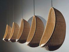 The Egg Chair par Bonacina #EggChair
