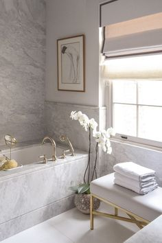 ideas bathroom inspiration marble interior design for 2019 Marble Interior, White Interior Design, Bathroom Interior Design, Luxury Interior, Interior Ideas, Bad Inspiration, Bathroom Inspiration, Home Luxury, Shower Remodel