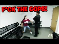 Dumbest People On Beyond Scared Straight - YouTube Dumbest People, 10 Year Old Gifts, Scared Straight, Stupid Funny Memes, Cops, Dumb And Dumber, Need To Know, Tv Shows, Humor