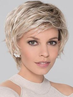 Score by Ellen Wille Wigs - Monofilament Crown Wig Trending Hairstyles, Pixie Hairstyles, Pixie Haircut, Short Hairstyles For Women, Straight Hairstyles, Stylish Hairstyles, Shaggy Haircuts, Layered Hairstyles, Pretty Hairstyles