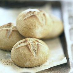 Flour Recipes, Cooking Recipes, Greek Bread, Croissant Donut, Pretzel Bun, Yummy Food, Tasty, Our Daily Bread, Greek Recipes