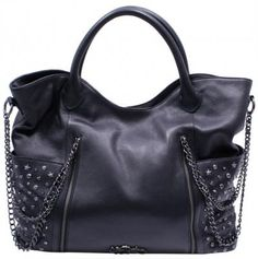 Betsey Johnson Super Stars Tote Leather Womens Handbag Top Clothing And Shoes From Affliction