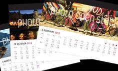 Stunning 2013 Vector Photo Calendar - http://www.welovesolo.com/stunning-2013-vector-photo-calendar/