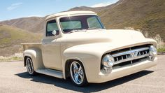 People are angry with Ford because of its scrappage scheme 1956 Ford Truck, Old Ford Trucks, Old Pickup Trucks, Hot Rod Trucks, New Trucks, Custom Trucks, Cool Trucks, Classic Pickup Trucks, Ford Classic Cars