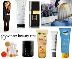 Change up your winter beauty routine    10 winter beauty tips