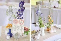 Rustic Backyard Wedding » Wildflower Wedding Photography