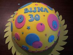 One of my own Bday cakes
