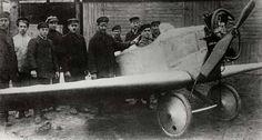 Tupolev ANT-1 (1923) - first design of A.N.Tupolev