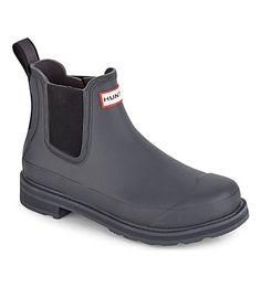 HUNTER - Original chelsea ankle boots | Selfridges.com