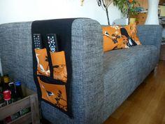 Poches de canapé                                                                                                                                                                                 Plus