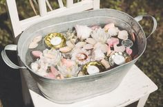 Scheunenhochzeit im Gartenglück Wegendorf - exklusive kreative Hochzeitsplanung