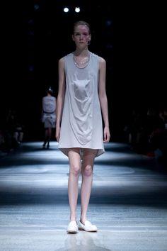 ANREALAGE 2012 spring & summer collection look | coromo