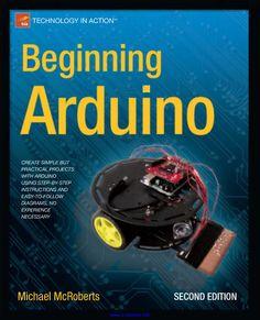 Beginning arduino 2nd edition