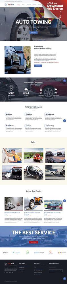 Tema de WordPress para Sitio de Lavado de autos | serviexito ...