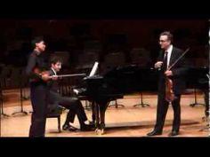 Gil Shaham Masterclass - Akshay Dinakar - Mozart Concerto No. 5