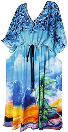 Womens Long Caftan d Caftan Dress, Kaftan, Kimono, Beach Wear Dresses, Dress Beach, Swim Cover Ups, Winter Leggings, Swimsuit Cover, Nightwear