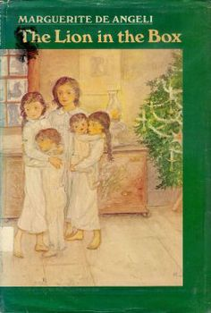 My favorite Christmas book: The Lion in the Box, by Marguerite De Angeli.  What's yours?