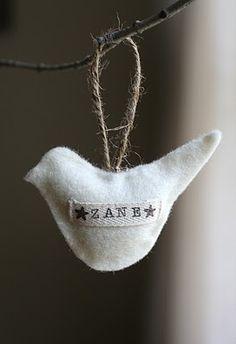 keepsake ornament - for DeAnna