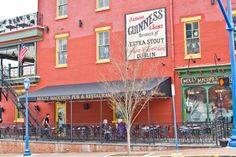 Outdoor Dining Guide to Phoenixville