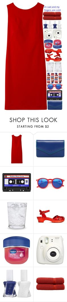 """""""5628"""" by tiffanyelinor ❤ liked on Polyvore featuring Winser London, Lodis, Wildfox, Schott Zwiesel, Swedish Hasbeens, Vaseline, Fujifilm, Essie and Linum Home Textiles"""