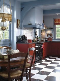 Country look Kitchen