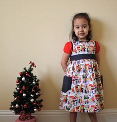 Sofie top and dress tutorial