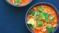 Chicken Laksa Recipe