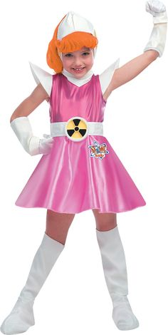 Nice Costumes Atomic Betty Costume just added...