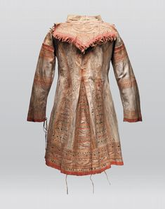 Man's Summer Coat - Naskapi (Labrador), from the Indigenous Beauty exhibition, Seattle Art Museum