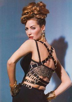 Atelier Versace 1992   by barbiescanner