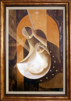 Nativity Lalo Garcia Limited Edition on canvas. Hand signed and numbered by the artist. Includes certificate of authenticity. Approx 30x40 inches