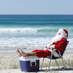 """Put your feet up and """"ESCAPE THE FAKE"""" at Moreton Island this Christmas season!"""