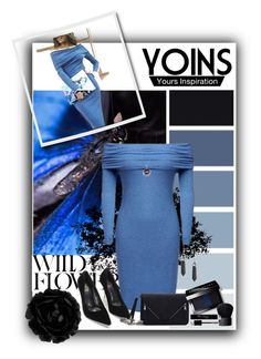 Yoins by laaudra-rasco on Polyvore featuring polyvore, fashion, style, Bobbi Brown Cosmetics, NARS Cosmetics, Christian Dior, Seed Design, women's clothing, women's fashion, women, female, woman, misses, juniors and yoins