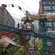 9 Incredibly Underrated American City Museums * City Museum, St. Louis, MO