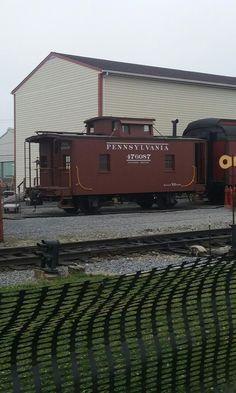 PRR Caboose Strasburg Railroad, Thats All Folks, Railroad Photography, Pennsylvania Railroad, Trains, Nostalgia, Cabin, Photos, Railings