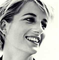 "Princess Diana. Dare to be different.  ""I don't go by the rule book... I lead from the heart, not the head."""