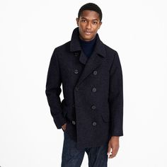 Dock peacoat with Thinsulate®