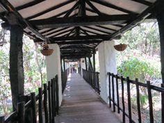 Parque El Gallineral en San Gil San Gil Santander Colombia