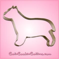 View Pit Bull Cookie Cutter in detail