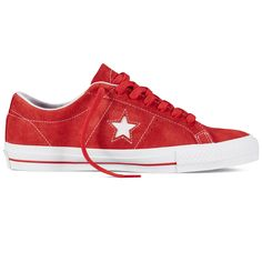 2fc9e7bf9eef Converse One Star Red White. Frederik · favorite shoes · Converse Chuck  Taylor All ...