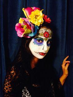 Morir Es Vivir! Celebrate Dia De Los Muertos By Expressing Your Morbid Side - Here's an Easy Makeup Tutorial