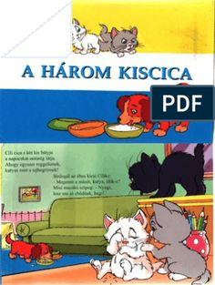 A 3 kiscica. Pdf, Comics, Reading, Books, Fictional Characters, Erika, Album, Therapy, Libros