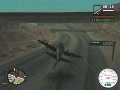 Gta air stunt video by stunting4fun