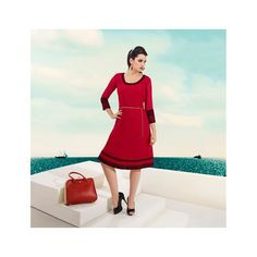 Viva N Diva Red Color Georgette Kurti http://goo.gl/pwD6p4