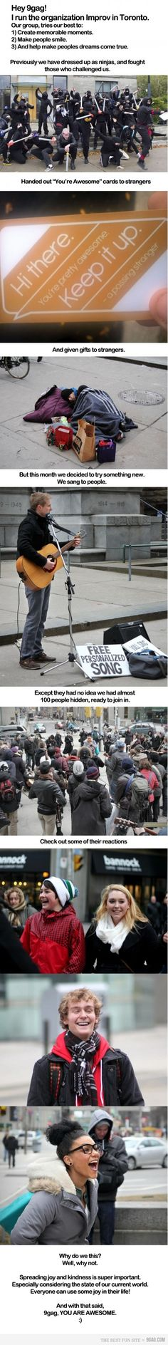 these guys are awesome! i totally want to do this:)