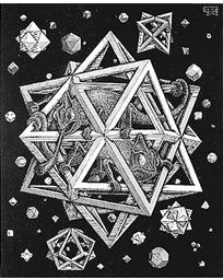 W magicznym zwierciadle Eschera | Wrocławski Portal Matematyczny - Matematyka jest ciekawa