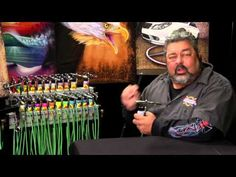 How to Troubleshoot Your Airbrush, Optimize Your Airbrush's Performance with Terry Hill - YouTube
