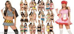 WHOLESALE-LOT-100-Pieces-Sexy-LINGERIE-EXOTIC-BIKINI-CLUB-WEAR-DANCER-RAVE-S-M-L