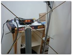 Quarter Wave Dual Band VHF/UHF Ham Radio Antenna: A Simple & Cheap Dual band antenna will save you having two different antennas for UHF and VHF Radios, Ham Radio Antenna, Survival Shelter, Survival Gear, Water Storage, Radio Frequency, Energy Technology, Electrical Engineering, Communication
